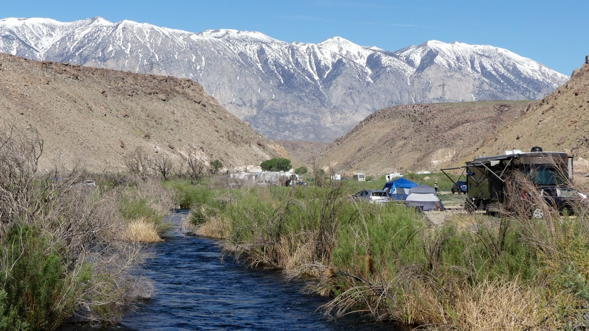 Pleasant Valley Campground - Bishop CA | Our Nomadic Life